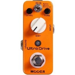 MOOER Ultra Drive Distortion Pedal MDS4