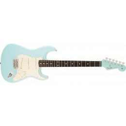 Fender Special Edition 60s Stratocaster Daphne Blue Rosewood
