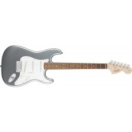 Squier Affinity Series Stratocaster Guitar Slick Silver Rosewood