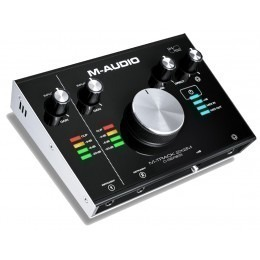 M-Audio M-Track 2X2M USB Audio Interface