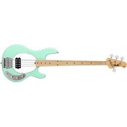 Sterling by Music Man S.U.B. Ray4 Mint Green 4 String Bass