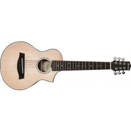 Ibanez EWP15LTD-OPN Piccolo Guitar Open Pore Natural