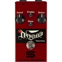 Seymour Duncan Dirty Deed Distortion Guitar Pedal