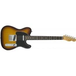Fender 2016 Limited Edition American Standard Telecaster Figured Neck Cognac Burst