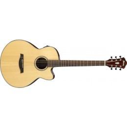 Ibanez AELBT1Baritone Acoustic Guitar Natural
