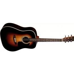 Sigma DR1-ST-SB Sunburst Acoustic Guitar