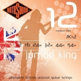 Rotosound JK12 Jumbo King 12-54
