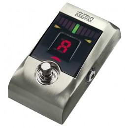 Korg Pitchblack Pedal Tuner Brushed Nickel Limited-Edition