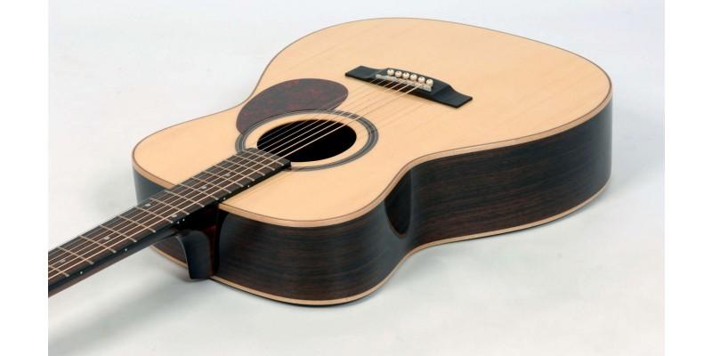 Freshman Fa400ga Grand Auditorium Guitar Uk Merchant