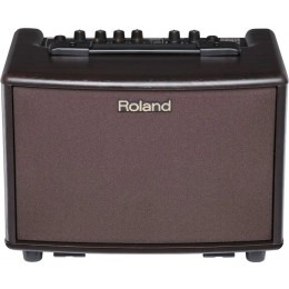 Roland AC-33 Rosewood Battery Acoustic Amp