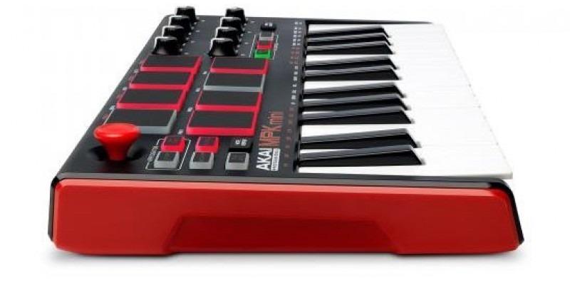 akai mpk mini mk2 keyboard controller uk merchant city music glasgow. Black Bedroom Furniture Sets. Home Design Ideas