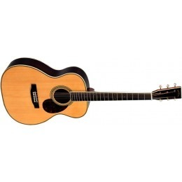 Sigma SOMR-28MLE Limited Edition Acoustic Guitar