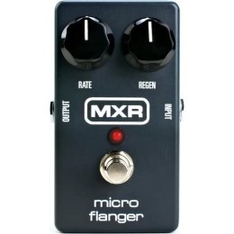 MXR M152 Micro Flanger Effects Pedal
