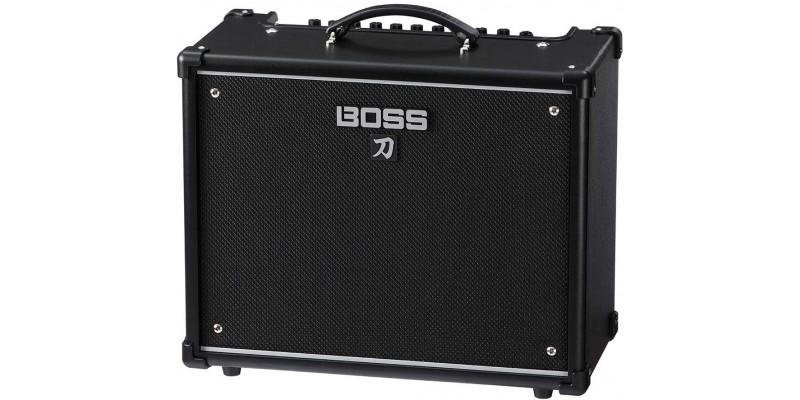 boss katana 50 guitar amp combo ktn 50. Black Bedroom Furniture Sets. Home Design Ideas
