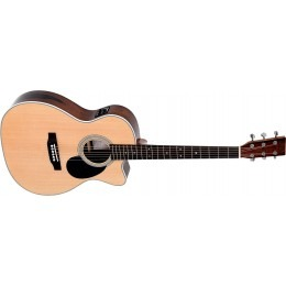 Sigma OMMRC-1STE Electro Acoustic Guitar