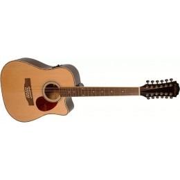 Freshman FA1DCE12 12 String Electro Acoustic Guitar