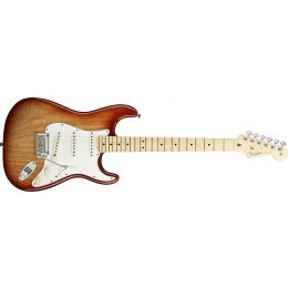 Fender American Standard Stratocaster Sienna Sunburst Maple