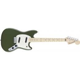 Fender Mustang Olive Offset Guitar