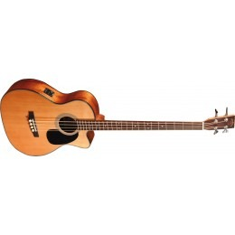 Sigma BMC-1STE Acoustic Bass Guitar
