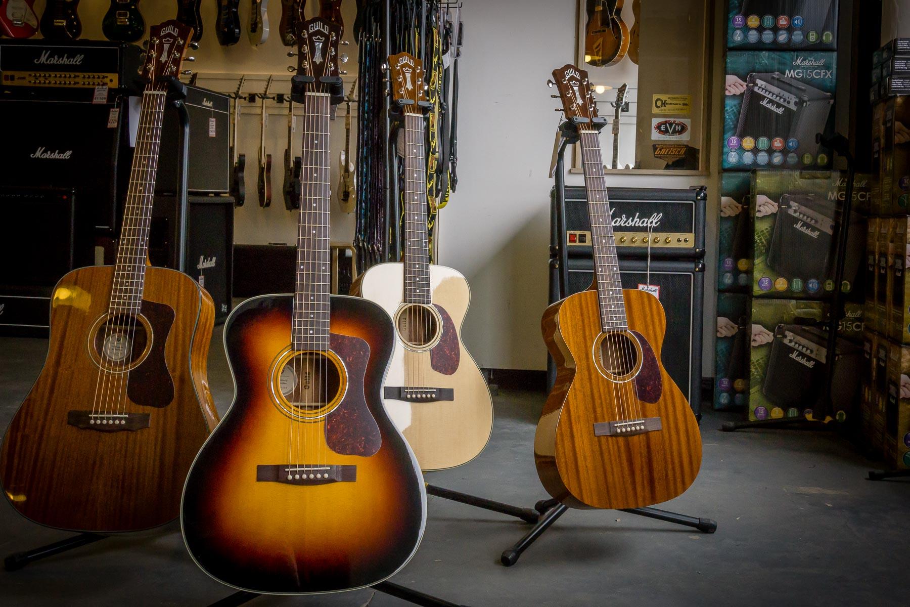 2015 Guild Westerly Series Guitars UK - Guitar.co.uk Blog