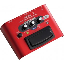 boss ve 8 acoustic singer effects pedal. Black Bedroom Furniture Sets. Home Design Ideas