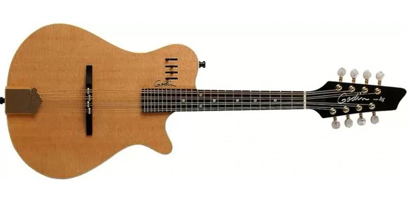 6c4cd0f3dcb Godin A8 Mandolin Natural SG Electro - Guitar.co.uk