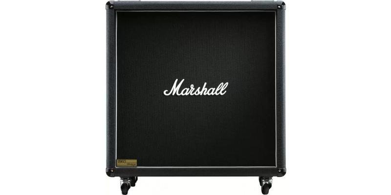 Marshall 1960BV 4x12 Base Guitar Amp Speaker Cab UK - Guitar.co.uk