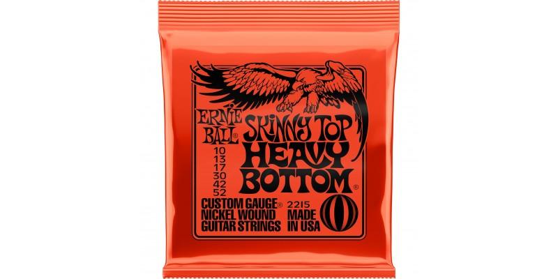 Ernie Ball Skinny Top Heavy Bottom Slinky Guitar Strings