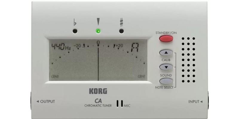 Korg CA-40 Chromatic Tuner