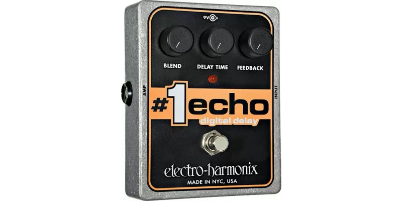 Electro-Harmonix Number 1 Echo Delay Pedal