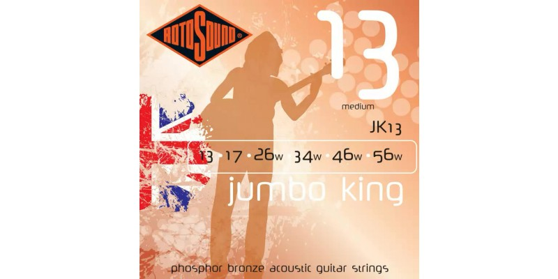 Rotosound JK13 Jumbo King 13-54