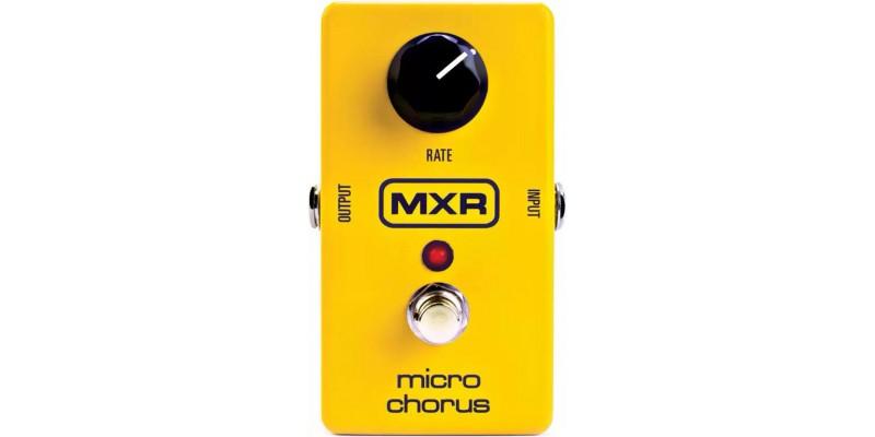 MXR M148 Micro Chorus Effects Pedal