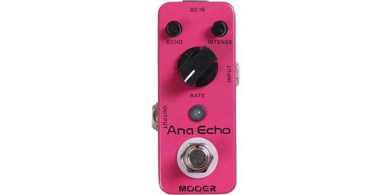 MOOER Ana Echo Analog Delay Pedal
