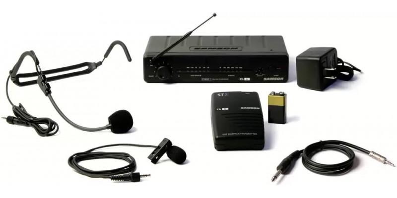 Samson Stage 5T Wireless System