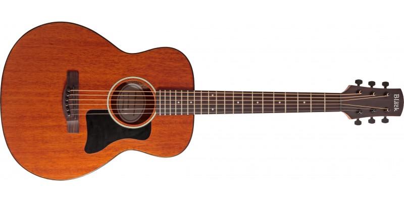 Adam Black 0-2T Travel Guitar Front