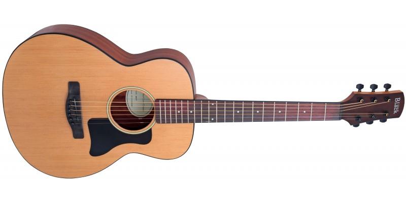 Adam Black O-3T Travel Acoustic Guitar Front
