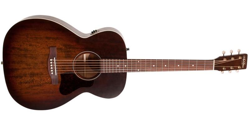 Art & Lutherie Legacy Bourbon Burst Q1T Acoustic