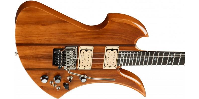 BC Rich Mockingbird Legacy ST With Floyd Rose Koa - Guitar ...