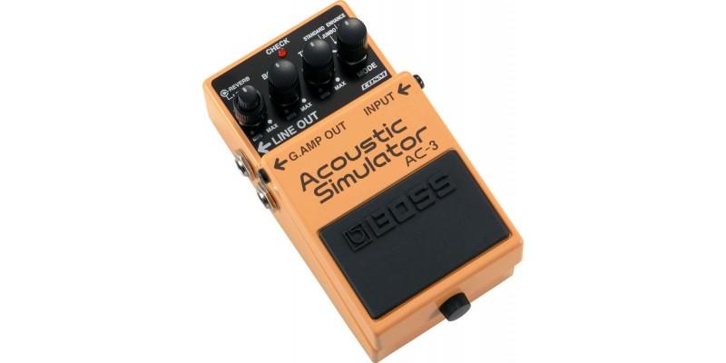 boss ac 3 acoustic simulator pedal uk. Black Bedroom Furniture Sets. Home Design Ideas