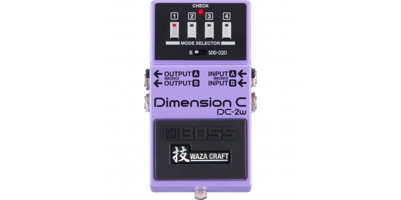 BOSS-DC-2W Waza Craft Dimension C-Front