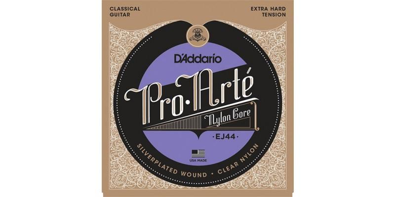 D'Addario EJ44 Pro-Arte Nylon, Extra Hard Tension Strings
