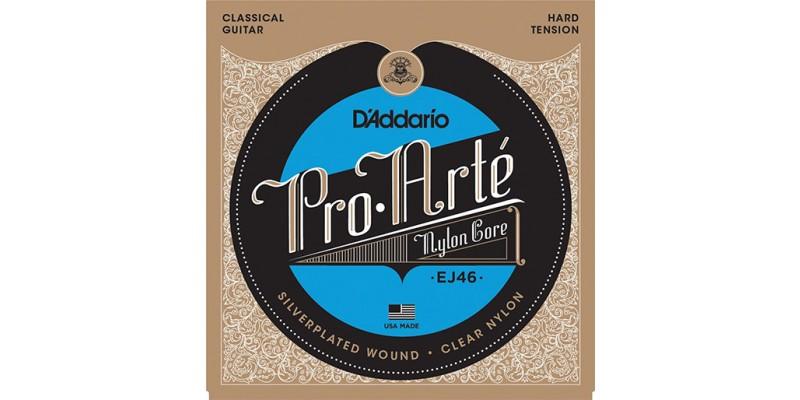 D'Addario EJ46 Pro-Arte Nylon, Hard Tension Strings