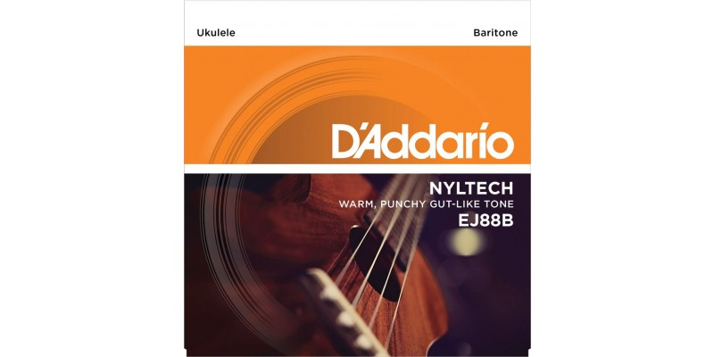 D'Addario EJ88B Nyltech, Baritone Ukulele Strings
