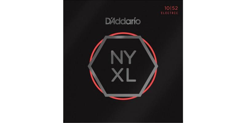 D'Addario NYXL strings for electric guitar NYXL1052