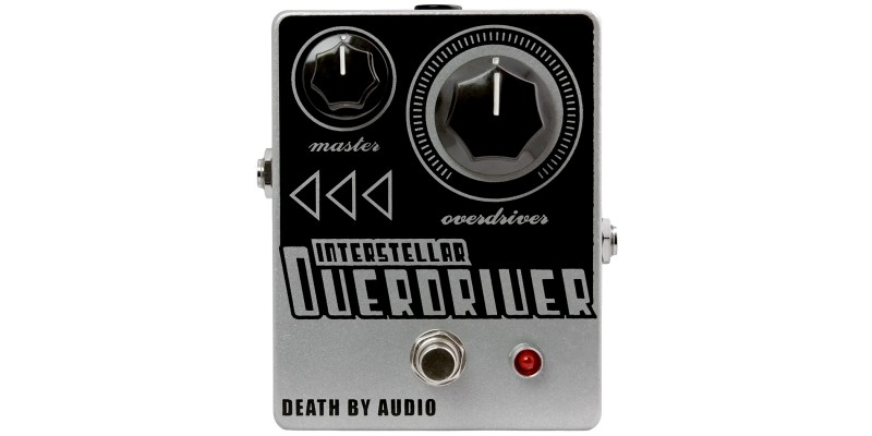 Death By Audio Interstellar Overdriver Front