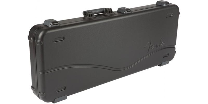 Fender Deluxe Molded Case for Stratocaster / Telecaster Angle 1