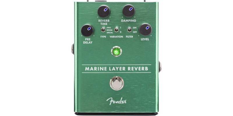 Fender-Marine-Layer-Reverb-Pedal-Front