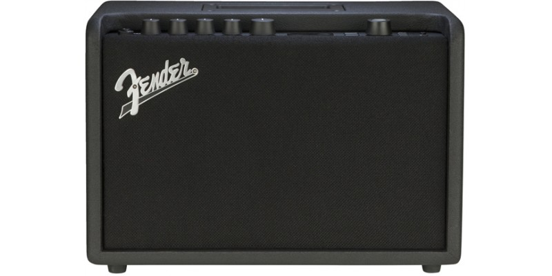 Fender Mustang 40 GT Combo Guitar Amp Front