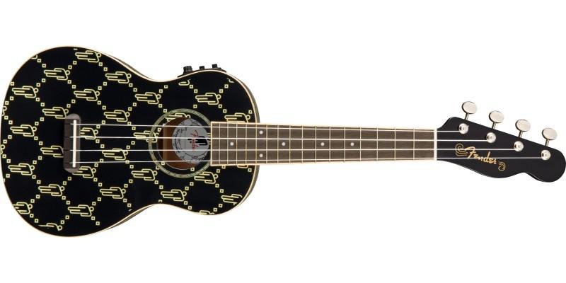 Fender Billie Eilish Ukulele Front