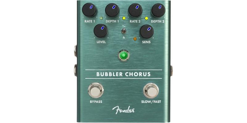 Fender Bubbler Analogue Chorus Vibrato Front